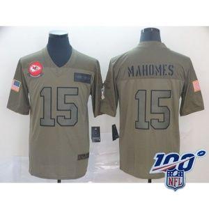 Kansas City Chiefs Patrick Mahomes Jersey (6)